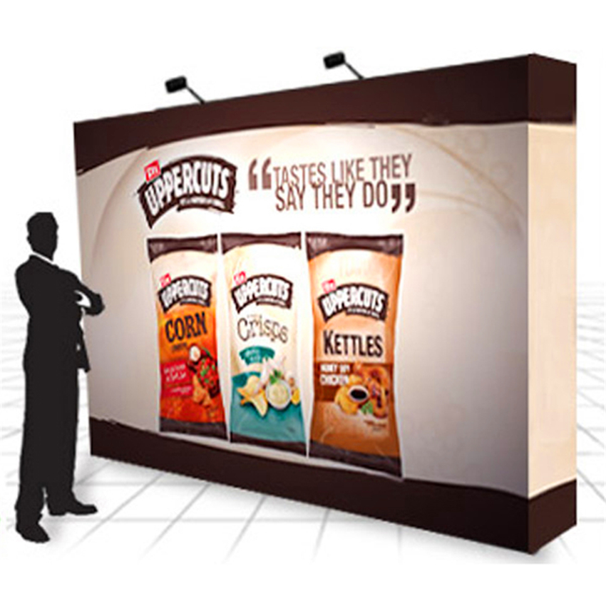 Magnetic fabric pop up display(PTC-PU-7)