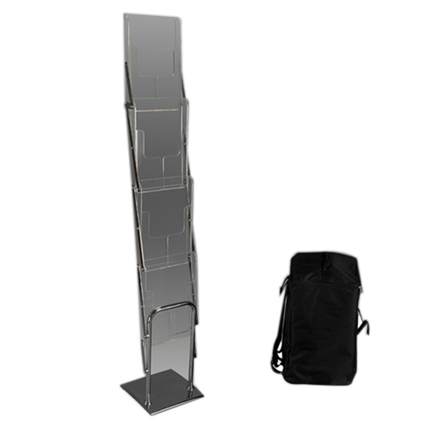 Portable brochure stands(PTC-BH-2A)
