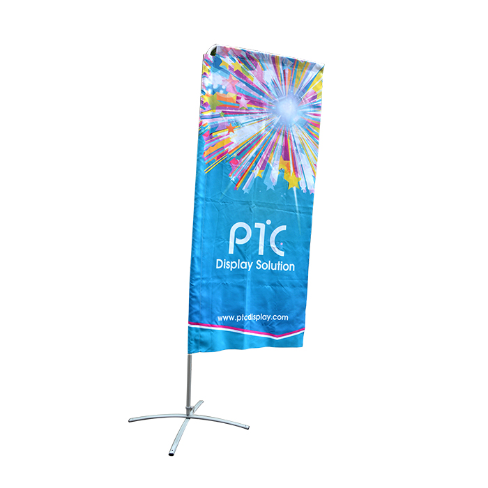 Square flag banner(PTC-FB-3)