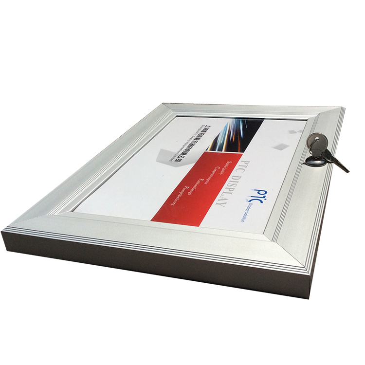 Lockable flip frame(PTC-SF-5)