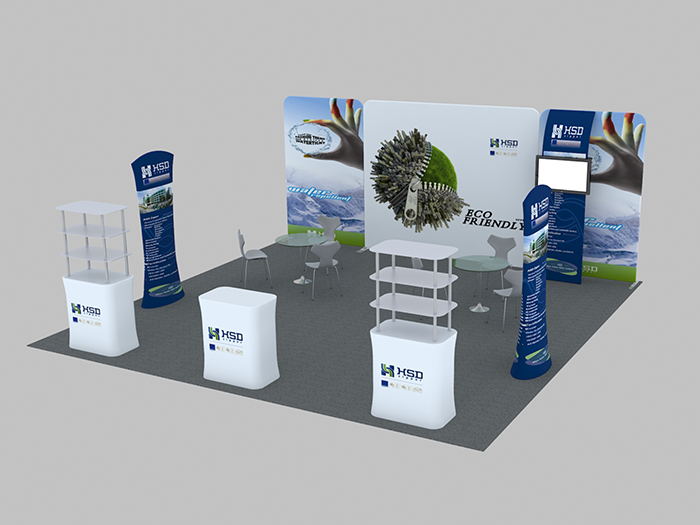 Events booths(PTC-TFD-S65)