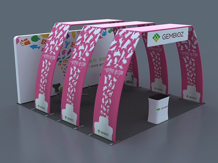 Standard Exhibition Booth(PTC-TFD-S69)