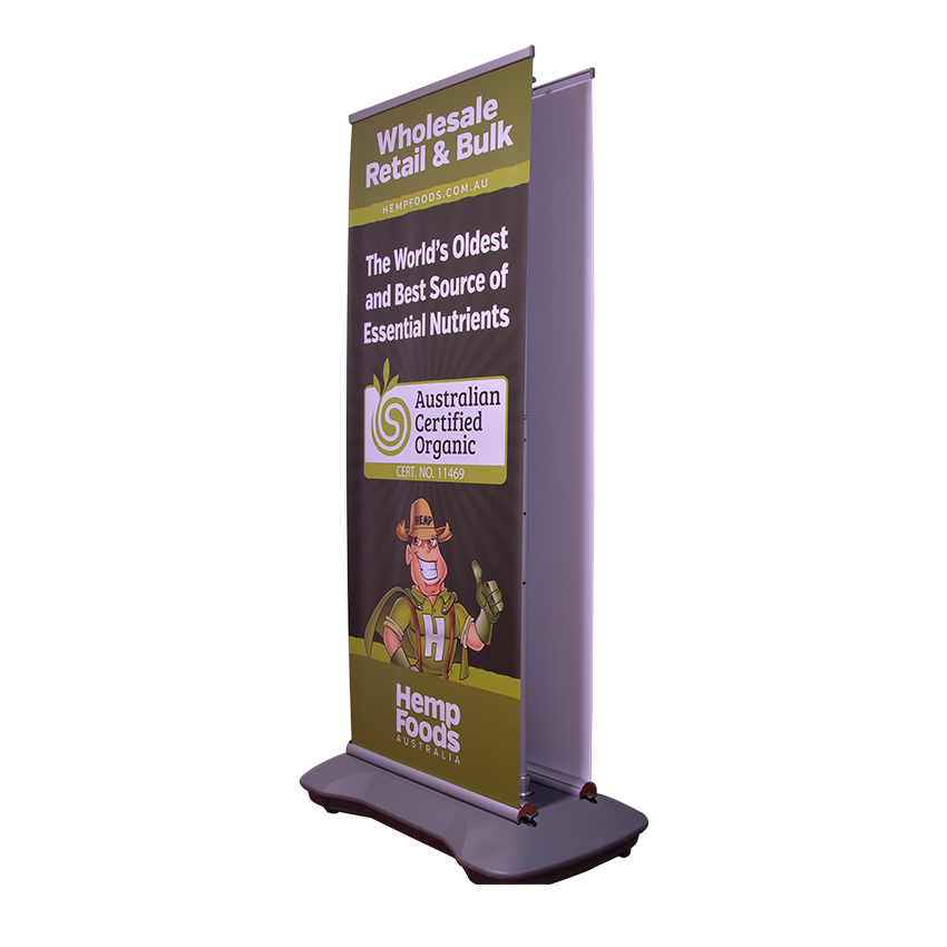 Water tank roll up banner(PTC-RU-1OW)