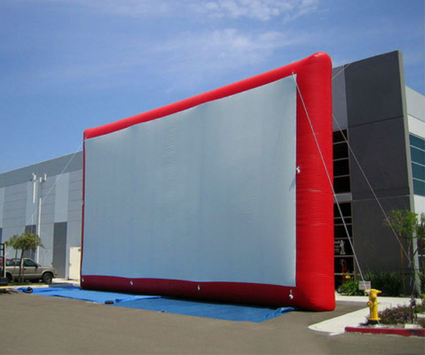 Inflatable movie screen(PTC-IS-1)