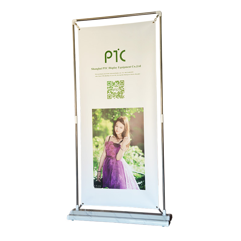New style door shape banner stand(PTC-DD-1)